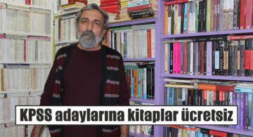 KPSS adaylarına kitaplar ücretsiz