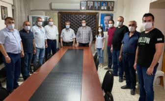 AK Parti Yatağan'da görev dağılımı