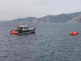 Kaçan Türkler Kurtarıldı
