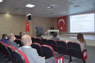 AİLE, ÇALIŞMA VE SOSYAL HİZMETLERDE TOPLANTI