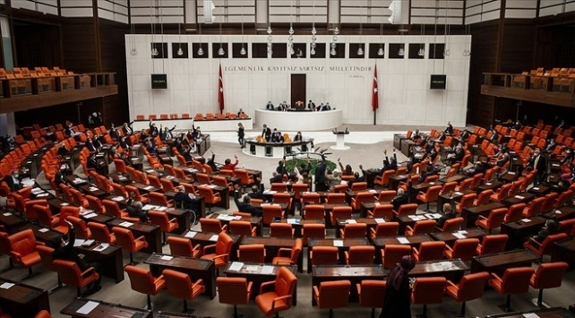 TBMM'de Karabağ'a Türk askerinin gönderilmesine ilişkin tezkere kabul edildi.