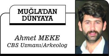 KAUNOS'TA TARİHİ SOLUMAK / Ahmet Meke / MUĞLA'DAN DÜNYAYA