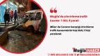 Muğla'da zincirleme trafik kazası: 1 ölü, 5 yaralı