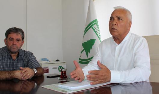 Uçar'dan komite kurulması önerisi