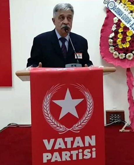 Vatan Partisi Muğla İl Başkanı Turan Baş vefat etti