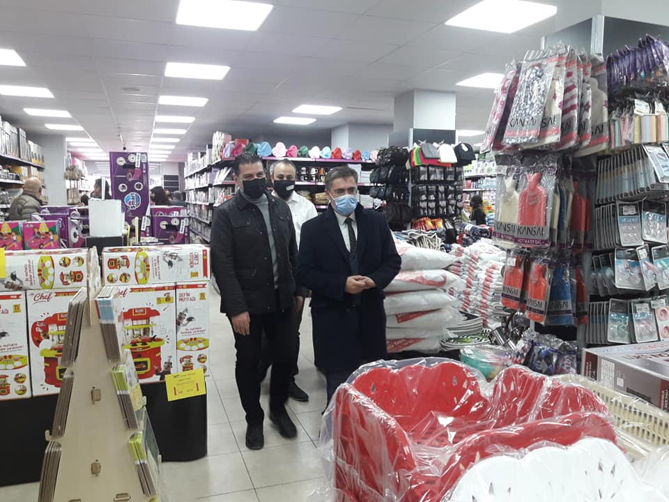YATAĞAN'DA HOME CENTER HİZMETE GİRDİ