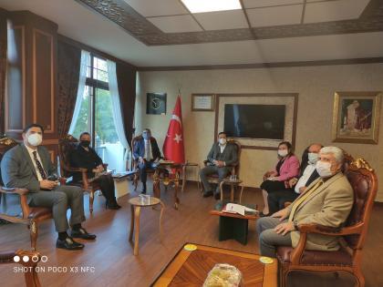 Fethiye -Seydikemer Turizm Destinasyon Kurulu Toplandı