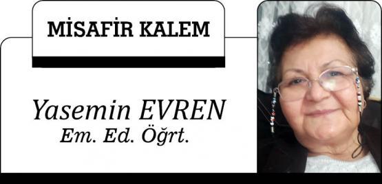 ATOM KARINCA'DAN İNCİLER/ YASEMİN EVREN