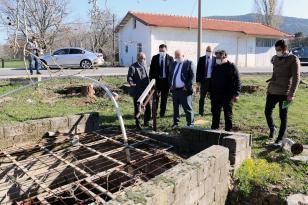 Başkan Gümüş, Kırsal Kalkınma Kooperatifinde İnceleme Yaptı