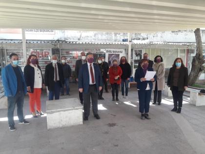 Yatağan CHP Kadın Kollarından 8 Mart Açıklaması
