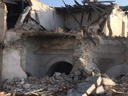 Muğla'da 600 yıllık Osmanlı hamamının maden aramalarında zarar gördü iddiası