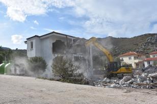Muğla'nın turistik ilçelerinde imara aykırı ve kaçak yapılar mercek altına alındı