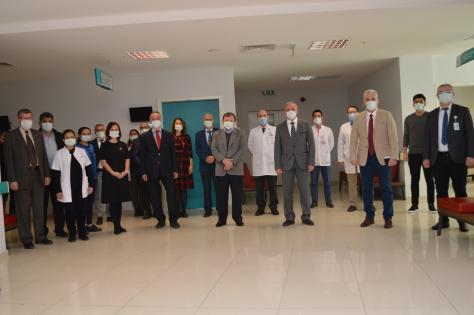 Eğitim ve Araştırma Hastanesi Referans Merkezi oldu