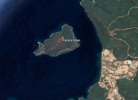 Karaca Ada'nın fiyatı 175 milyon olarak güncellendi