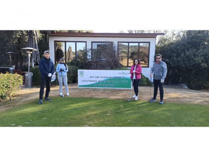 8 Mart Golf Turnuvası Bodrum'da yapıldı