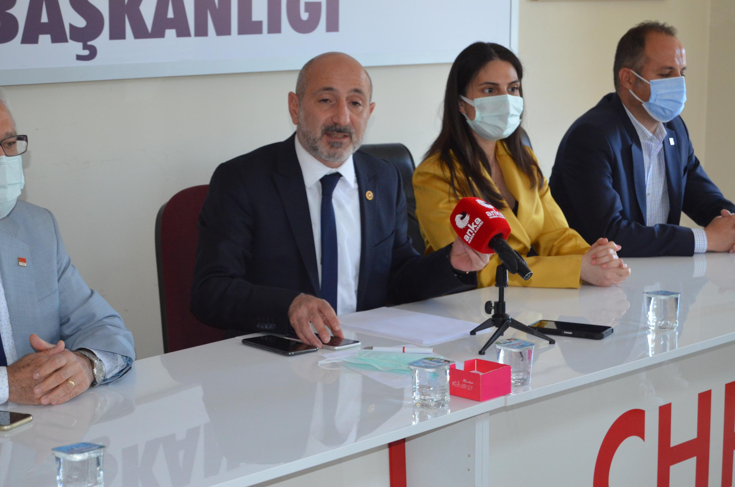 CHP'li Ali Öztunç'tan Kargı Koyu açıklaması