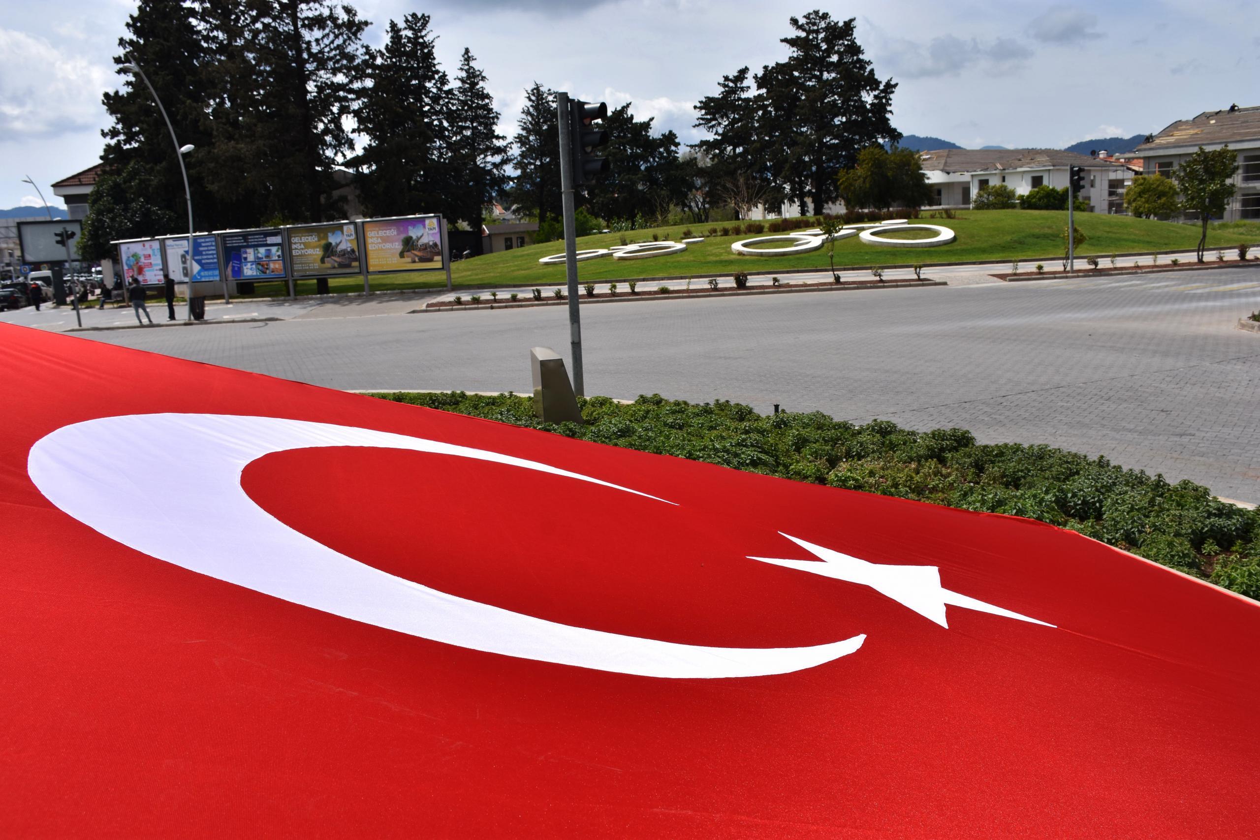 Marmaris'te 56. Cumhurbaşkanlığı Türkiye Bisiklet Turu heyecanı