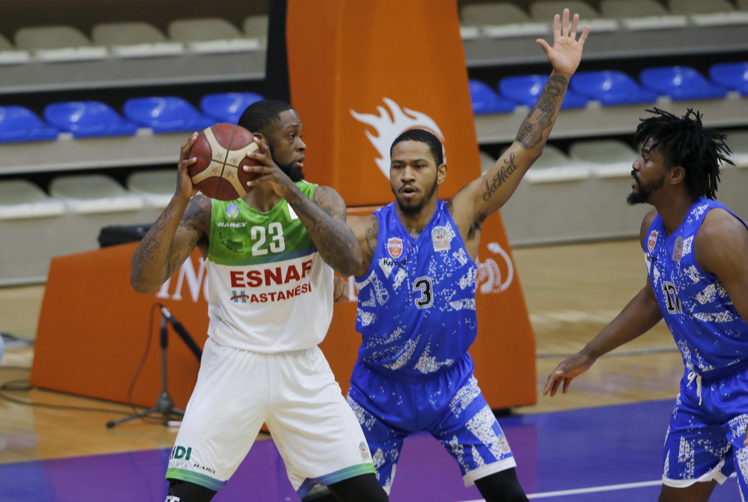 Lokman Hekim Fethiye Belediyespor: 83 – Büyükçekmece Basketbol: 70