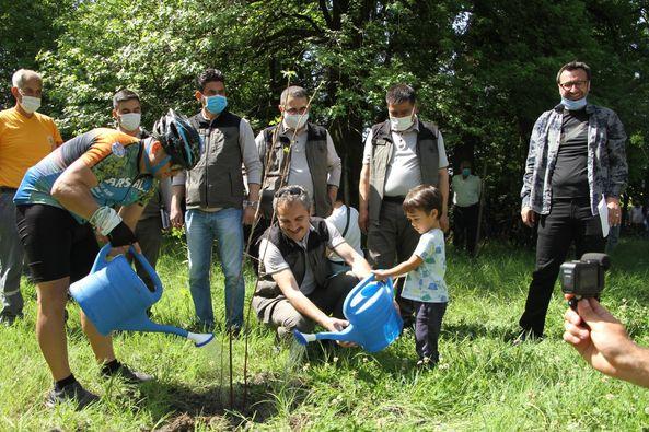 """Köyceğiz Ekoturizm Rotası """"Yeşil Nefes"""" Sloganıyla Tanıtılacak"""