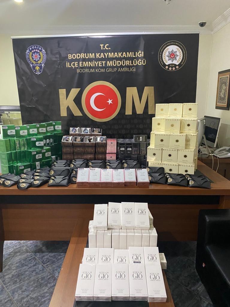 sahte içki ve kaçakçılık operasyonunda 21 şüpheli yakalandı