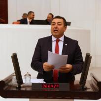"CHP'Lİ ALBAN: ""AKP İKTİDARI ŞOFÖR ESNAFININ EL FRENİNİ ÇEKTİ"""