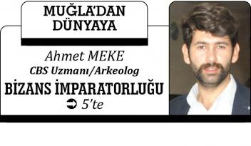 Bizans İmparatorluğu / Ahmet Meke