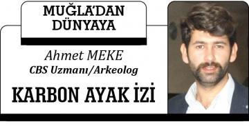 KARBON AYAK İZİ / AHMET MEKE