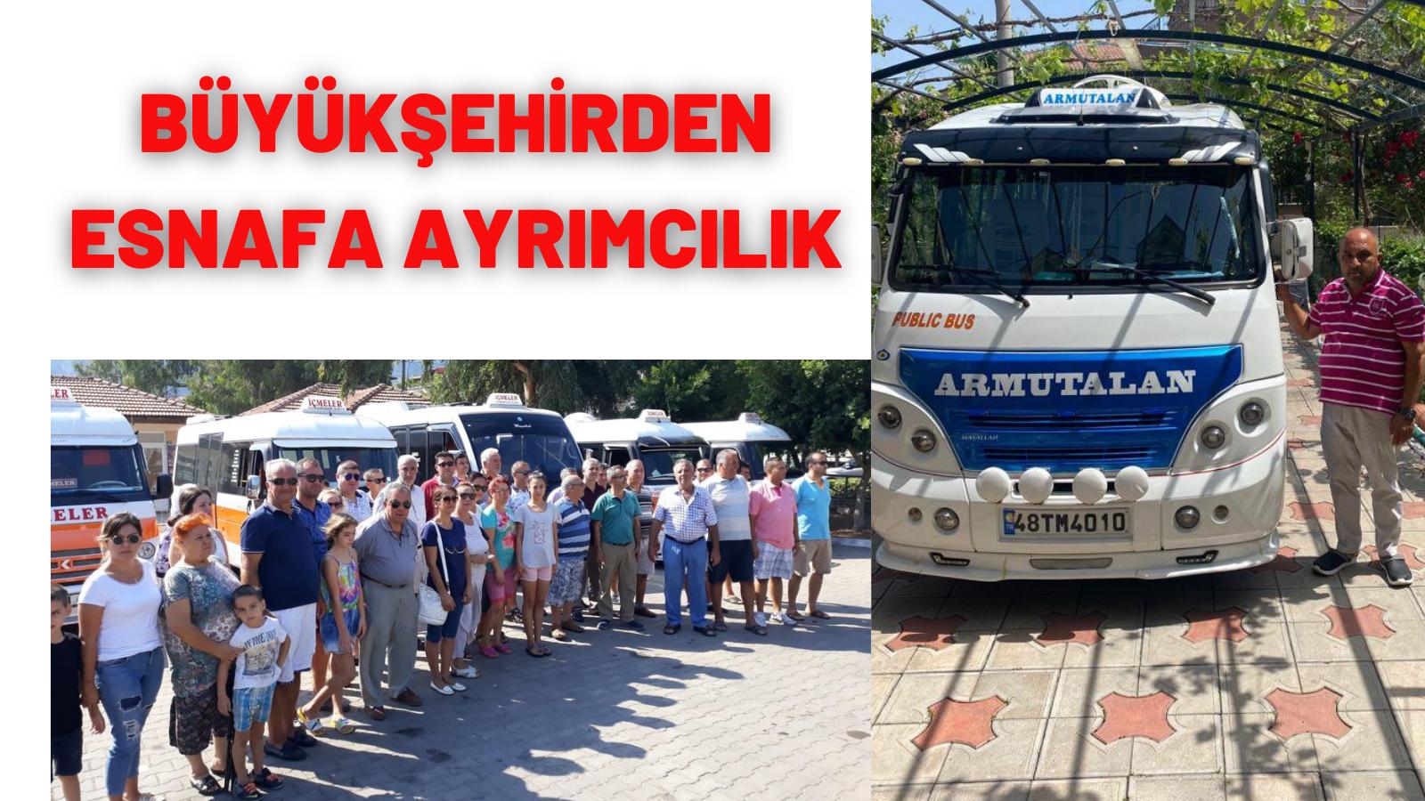 CHP'Lİ BELEDİYEDEN ESNAFA ÇİFTE STANDART