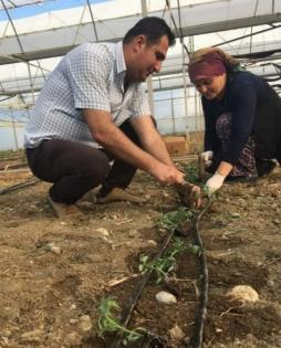 """Tezcan'dan """"Dünya Çiftçiler Günü"""" mesajı"""