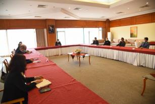 Knidos Antik Kentinde Tıp Ekolü Toplantısı Yapıldı