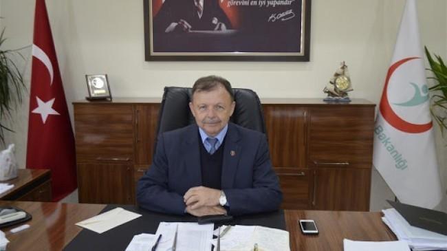 """İL MÜDÜRÜ GENCER'DEN """"AŞI"""" AÇIKLAMASI"""