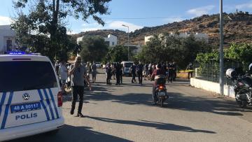 Bodrum'daki silahlı saldırıyla ilgili 16 zanlı gözaltına alındı