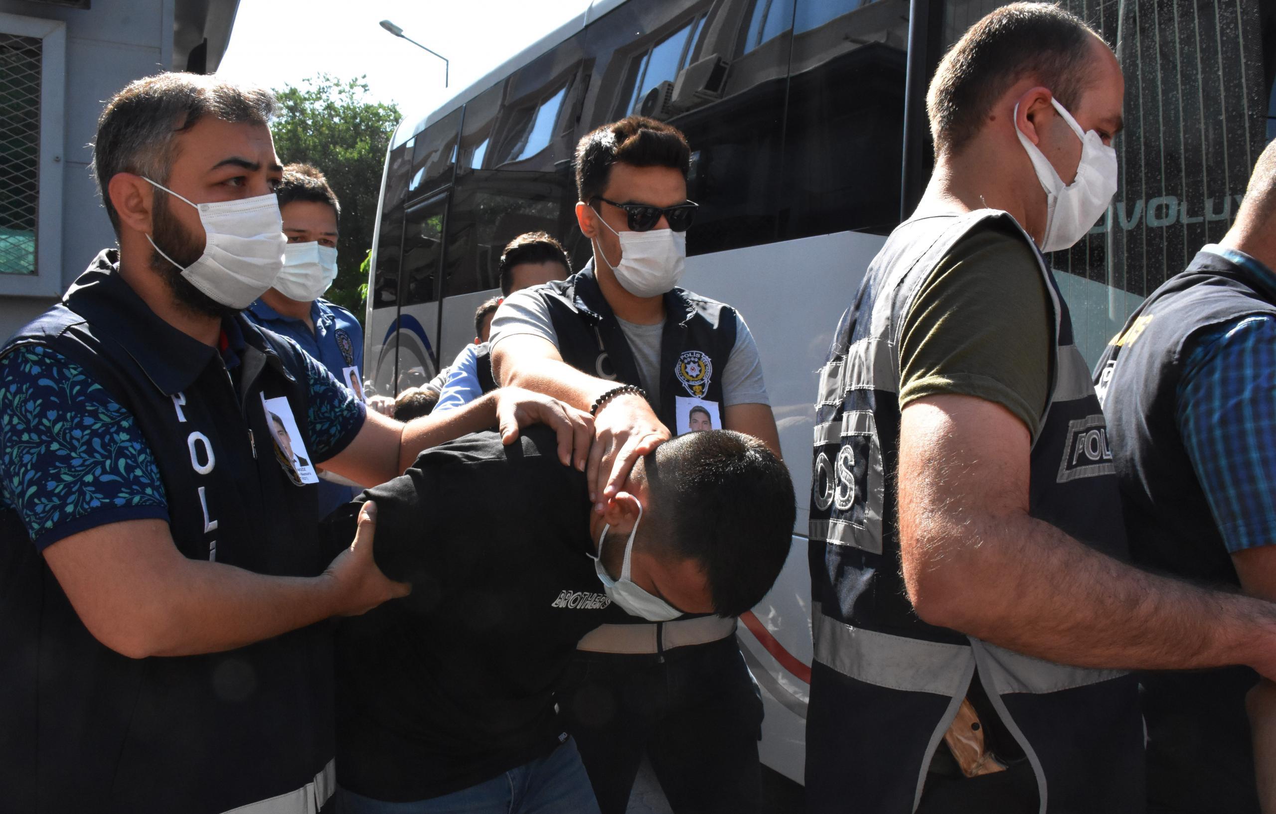 Bodrum'daki silahlı saldırıyla ilgili 12 kişi tutuklandı