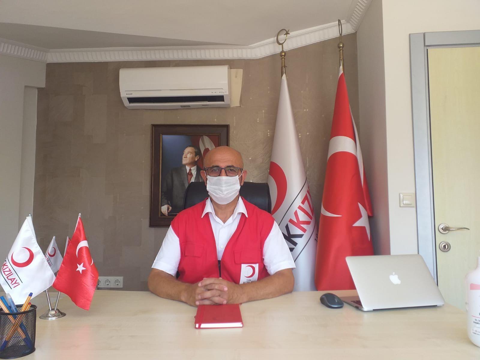 Kızılay Marmaris Şube Başkanı Yakup Baykan'dan vekaleten kurban bağışı çağrısı