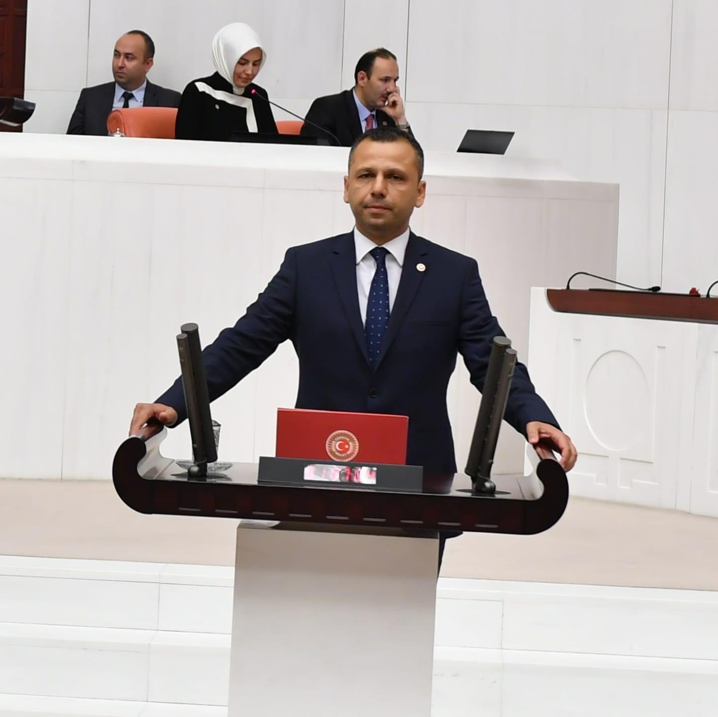 """CHP'li Erbay, """"AKP milli değerleri yağmalıyor"""""""