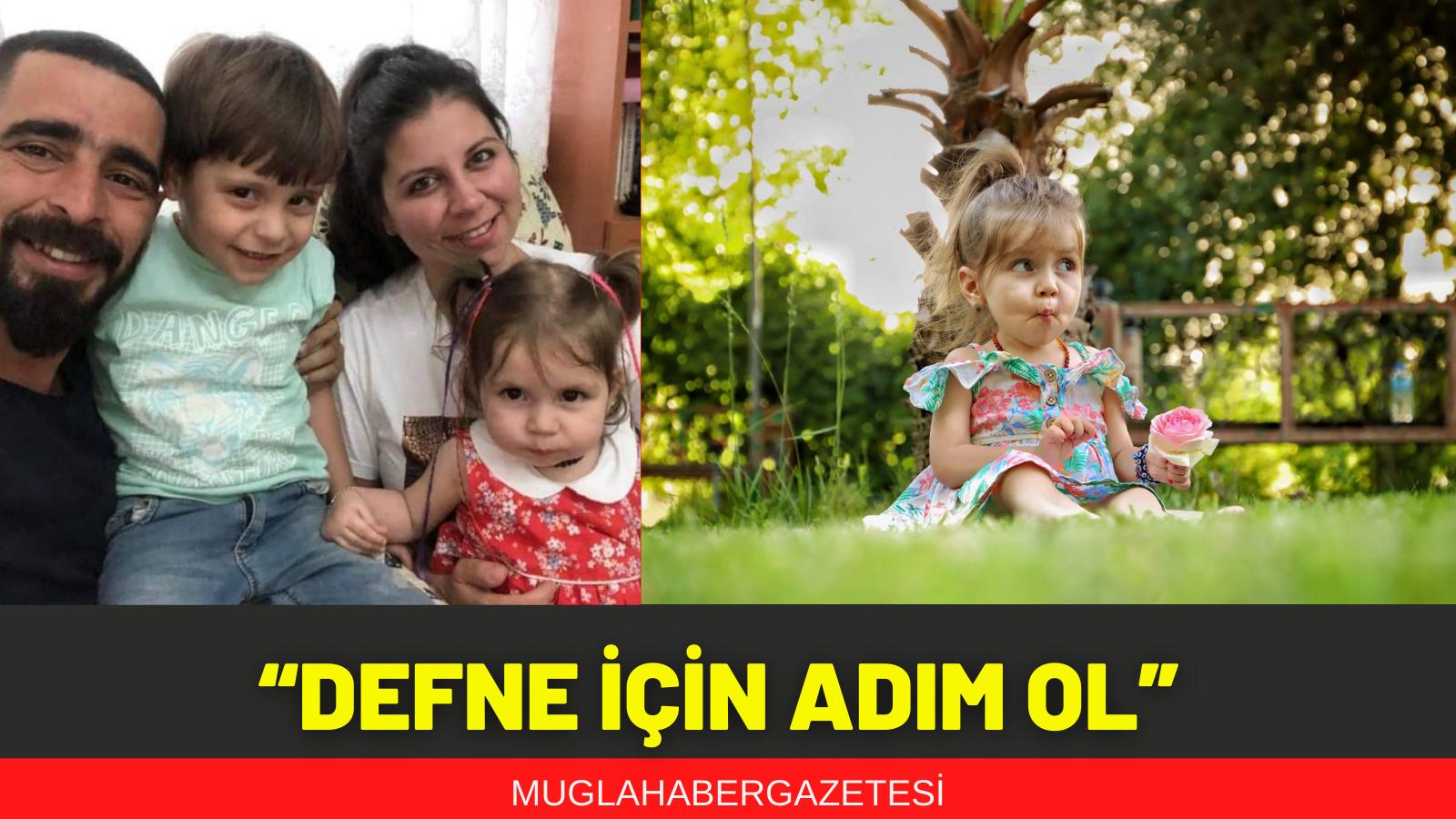 """""""DEFNE İÇİN ADIM OL"""""""