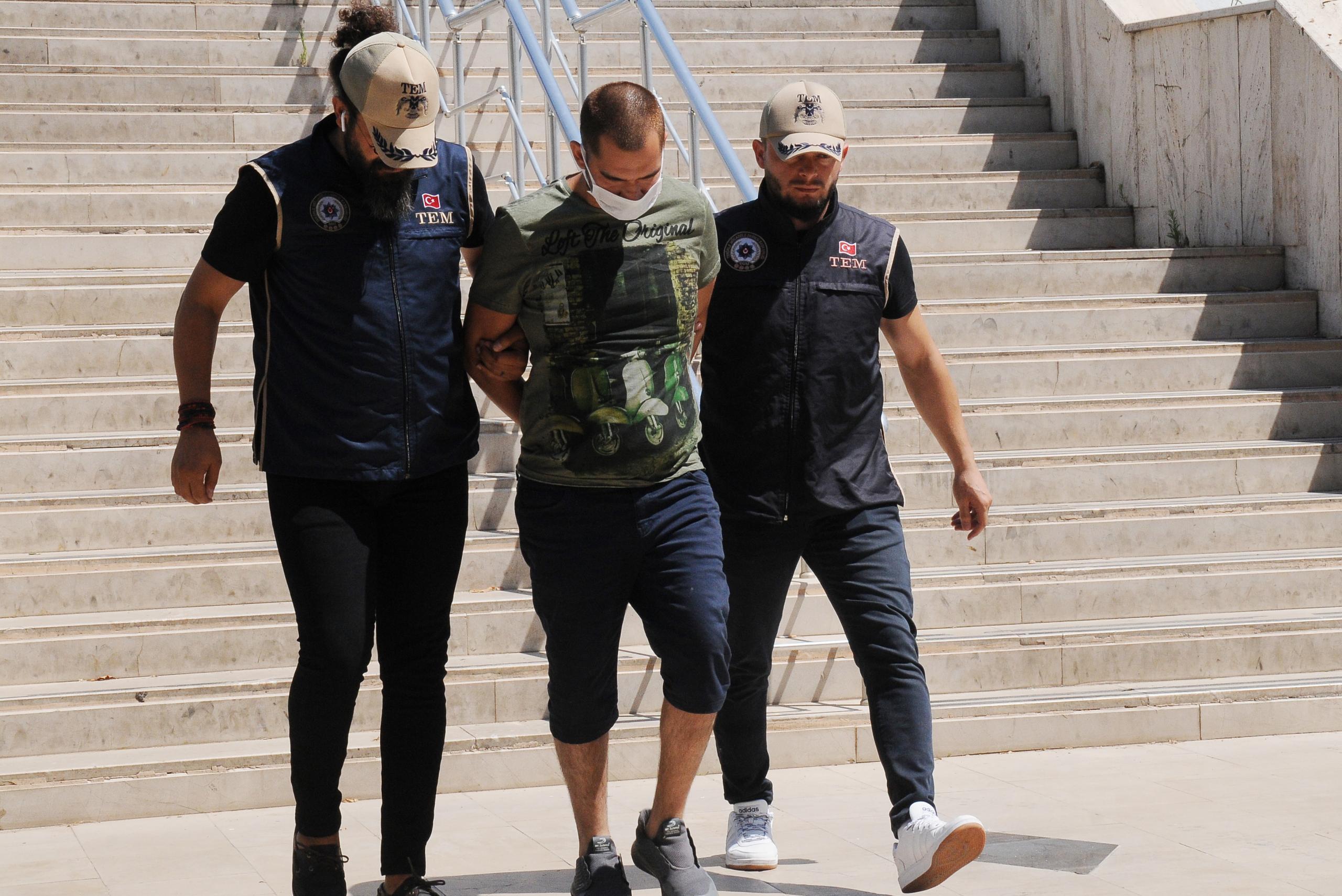Marmaris'te HDP binasına ateş açılmasına ilişkin bir şüpheli tutuklandı