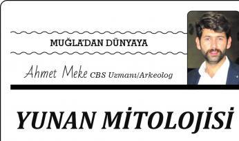 YUNAN MİTOLOJİSİ/AHMET MEKE