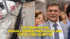 YATAĞAN AKYOL MAHALLESİNDE ENERJİ HATLARI YER ALTINA ALINIYOR