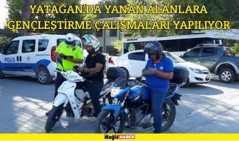 YATAĞAN POLİSİNİN BAŞARISI DEVAM EDİYOR